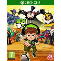 BEN 10 XBOX ONE UK IMPORT