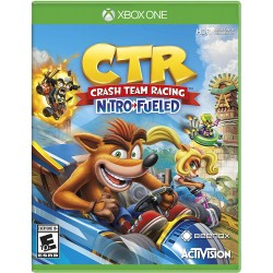 CRASH TEAM RACING - NITRO FUELED - ARABIC - XBOX ONE