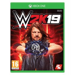WWE 19 ARABIC Xbox One