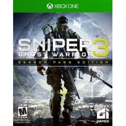 Sniper - Ghost Warrior 3 Season Pass Edition - Xbox One