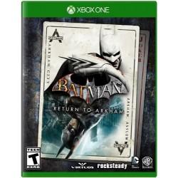 WB Games Return to Arkham - Xbox One