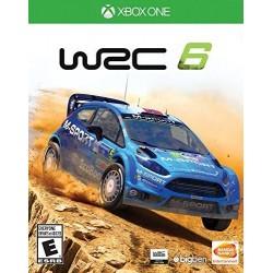 WRC 6 - World Rally Championship - Xbox One