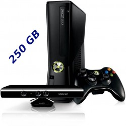 Xbox 360 250 GB Console with Kinect