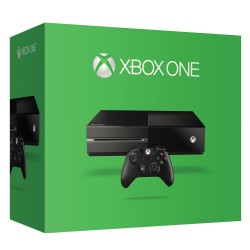 Xbox one 500GB used + 2 hand