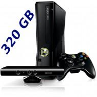 Xbox 360 320 GB rev + kinect