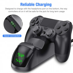 CONTROLLER CHARGING SEAT – PS4