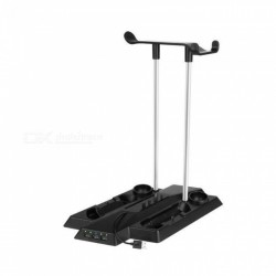 PS4+VR MULTIFUNCTIONAL CHARGING STAND BRACKET BASE
