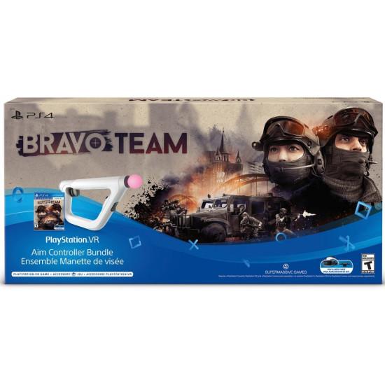 Aim Controller PS VR - Bravo Team Bundle