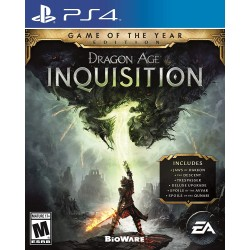 Dragon Age Inquisition - Game of the Year Edition - PS4
