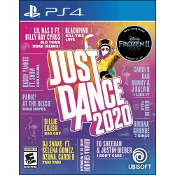 JUST DANCE 2020 - PS4 STANDARD EDITION