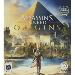 ASSASSINS CREED ORIGINS - PS4 - Arabic - USED