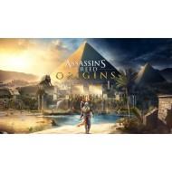 ASSASSINS CREED ORIGINS - PS4 - Arabic - USED