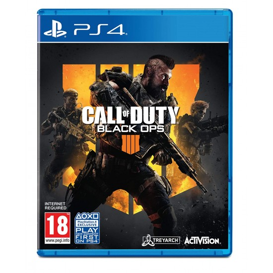 Call of Duty Black Ops - PS4 - USED