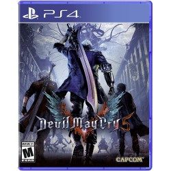 DEVIL MAY CRY 5 - PLAYSTATION 4