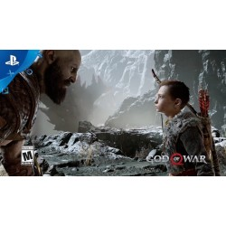 GOD OF WAR - PS4 - ARABIC - USED