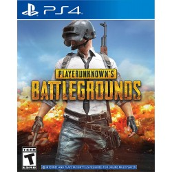 Playerunknown's Battlegrounds - PS4 - USED
