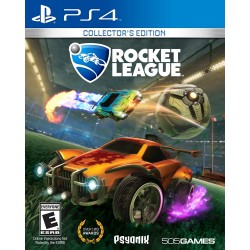 ROCKET LEAGUE - PS4 - USED