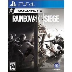 Rainbow six siege – PS4