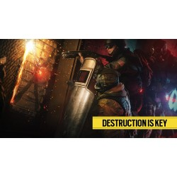 Rainbow six siege – PS4