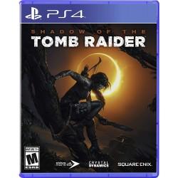 TOMB RAIDER 2019