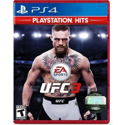 UFC 3 - Playstation Hits - USED