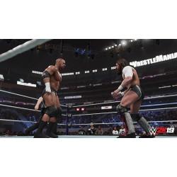 WWE 19 ARABIC