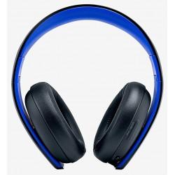 Headphones Gold Wireless Stereo Headset 2.0 Black