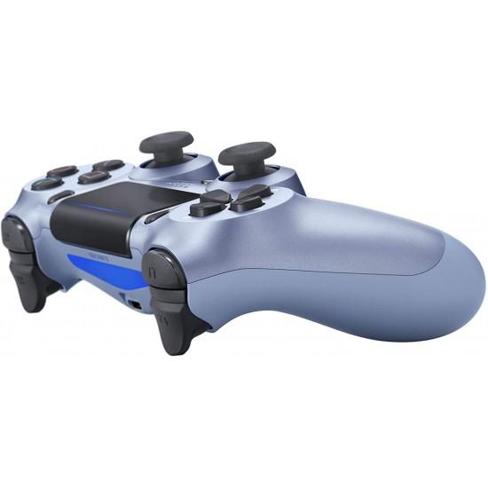 Sony PlayStation DualShock 4 Controller- Titanium Blue