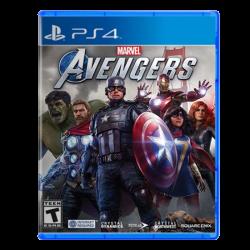 MARVEL AVENGERS PS4