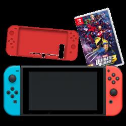 Nintendo Switch – long - European