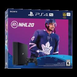 Sony PlayStation 4 Pro Console - NHL 20 Bundle Edition - 1TB