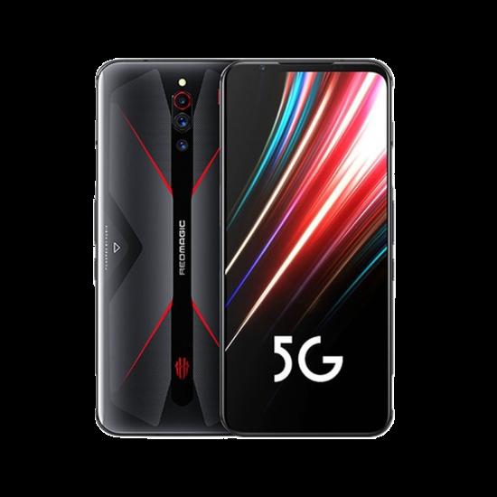 Red Magic 5G NA Black 8+128G