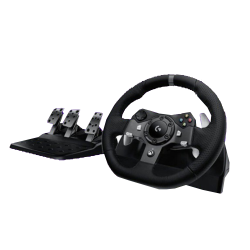 Racing Wheel Logitech G920 for Xbox One