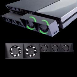Cooling Fan USB External 5-Fan Super Turbo