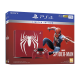 PS4 1TB Limited Edition Amazing Red Marvel's Spider-Man