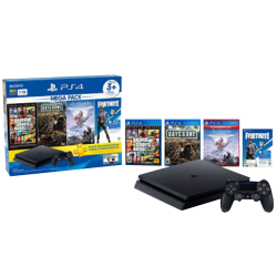 PS4 Slim 1TB Mega Pack 2