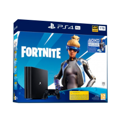 PlayStation 4 Pro 1TB (PS4) + Lot Fortnite Neo Versa