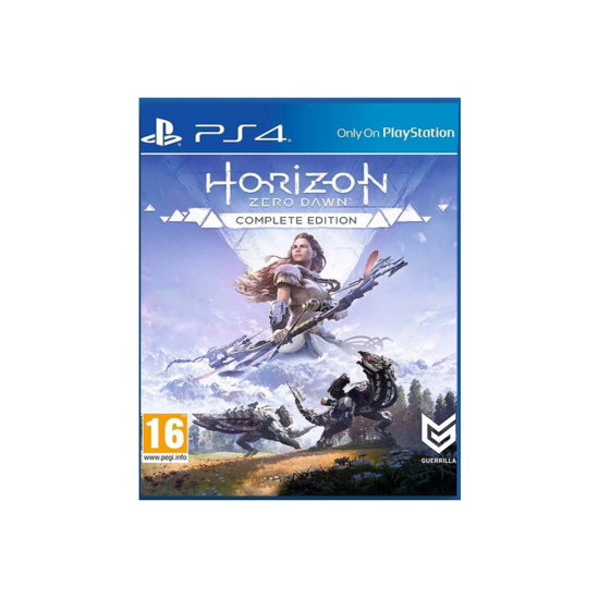 Horizon Zero Dawn - Complete Edition – PS4