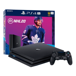 Ps4 Pro 1TB NHL 20 Bundle