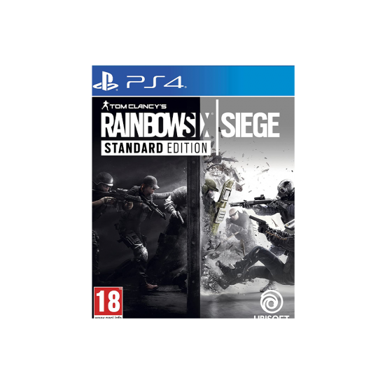 Rainbow six siege – PS4 – USED