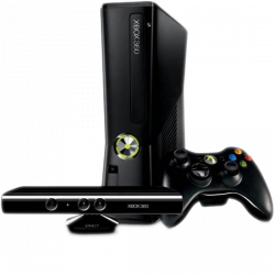 Xbox 360 320 GB Console with Kinect