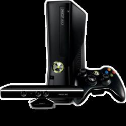 Xbox 360 500 GB rev + kinect