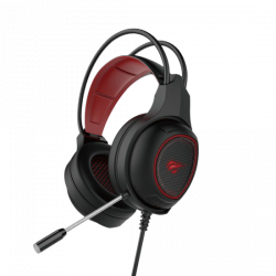 HAVIT - HV-H2239D 3.5mm audio jack+USB gaming headphone
