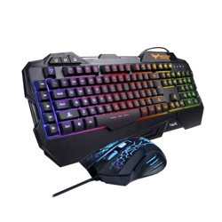 HV-KB 558 Wired Gaming Keyboard And Mouse