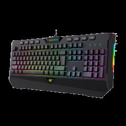 HAVIT - HV-KB486L Semi Mechanical Backlit Keyboard