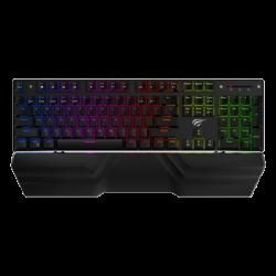HAVIT - HV-KB432L RGB Backlit mechanical keyboard