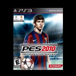 PES 2010 - Playstation 3