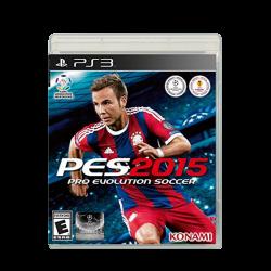 PES 2015 - Playstation 3