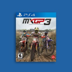 MXGP 3 - THE OFFICIAL MOTOCROSS VIDEOGAME - PS4