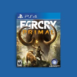 FAR CRY Primal - PS4 - ARABIC - USED